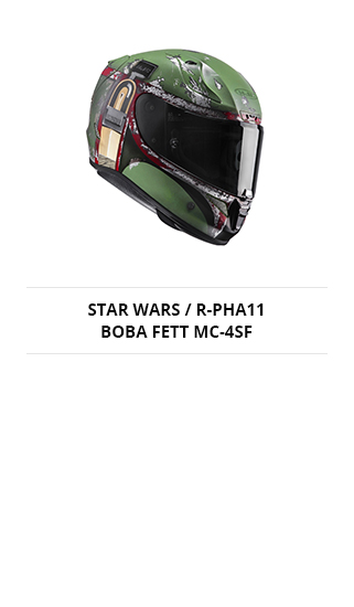 RPHA 11 BOBA FETT MC-4SF